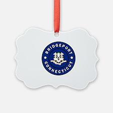 Bridgeport Connecticut Ornament