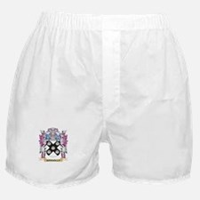 Connolly Coat of Arms (Family Crest) Boxer Shorts