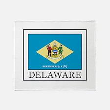 Delaware Throw Blanket