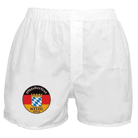 Wetzel Oktoberfest Boxer Shorts