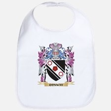 Conway Coat of Arms (Family Crest) Bib