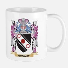Conway Coat of Arms (Family Crest) Mugs