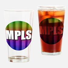 Minneapolis - MPLS Drinking Glass