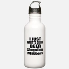 Hang With My Mitten Water Bottle
