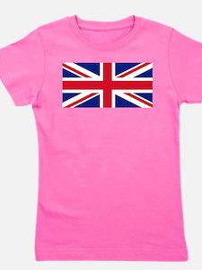 Union Jack Girl's Tee