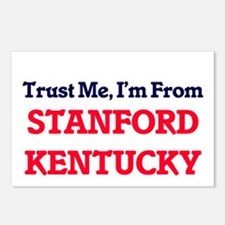 Trust Me, I'm from Stanfo Postcards (Package of 8)