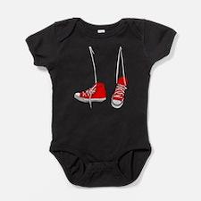 Sneakers Baby Bodysuit