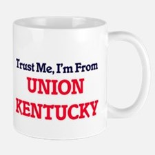 Trust Me, I'm from Union Kentucky Mugs