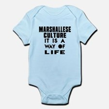 Marshallese Culture It Is A Way Of Infant Bodysuit