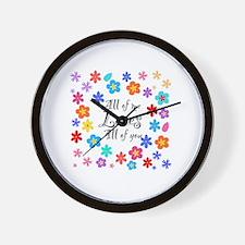 1111 Wall Clock