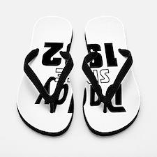 Daddy Since 1992 Flip Flops