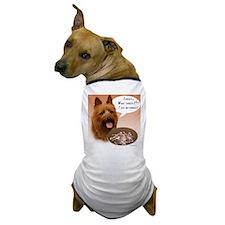 Aussie Terrier Turkey Dog T-Shirt