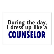 Dress Up Like A Counselor Postcards (Package of 8)