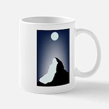 Matterhorn Night Mugs