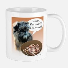 Affenpinscher Turkey Mug