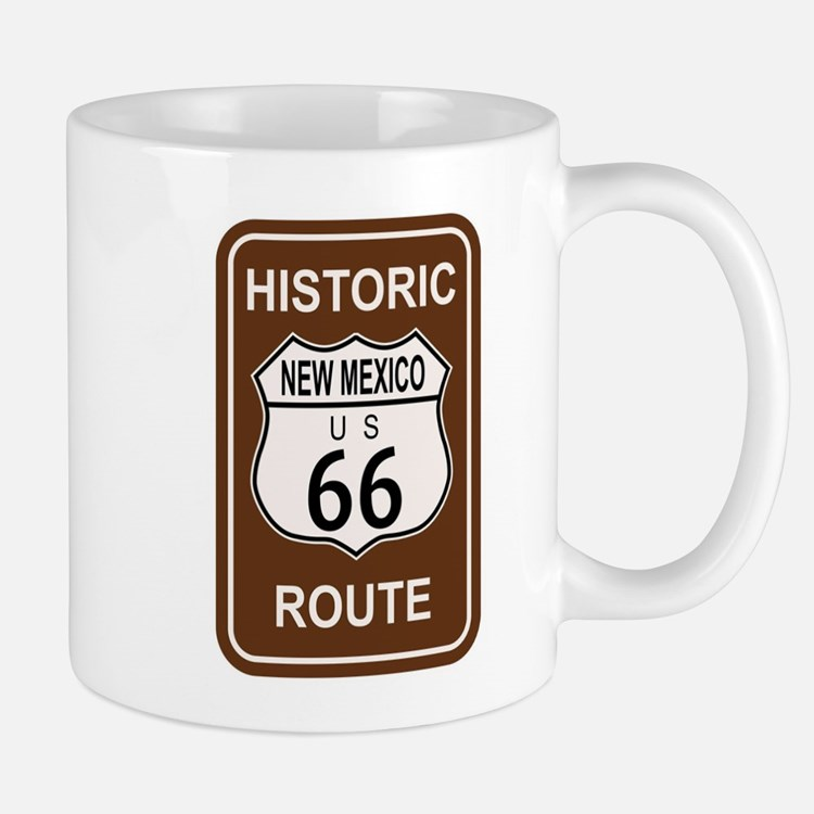 New Mexico Historic Route 66 Mugs