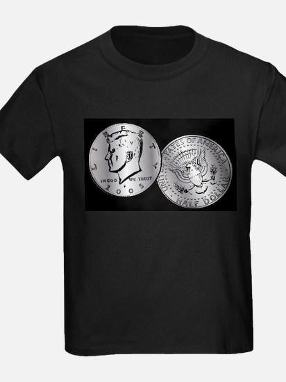 US Half Dollar Coin T-Shirt