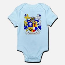 McConnell Family Crest Body Suit