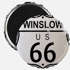 Winslow Route 66 Sign Magnets