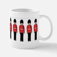 Thin Red Line Mugs