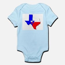 Texan Background Body Suit