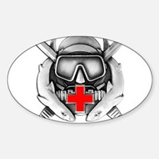 Diving Medical Technician Decal