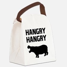 Funny Funny food Canvas Lunch Bag