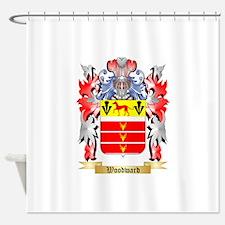 Woodward Shower Curtain