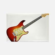 Sunburst Electric Guitar Magnets