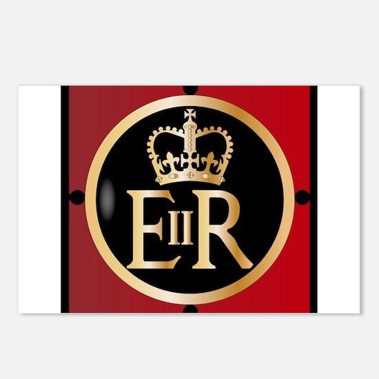 Elizabeth's Reign Postcards (Package of 8)