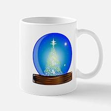 Christmas Globe Tree Mugs