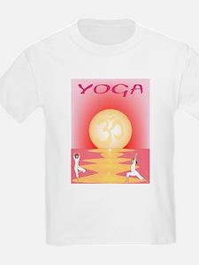 Sunset Asana T-Shirt