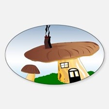 Fairy House Decal
