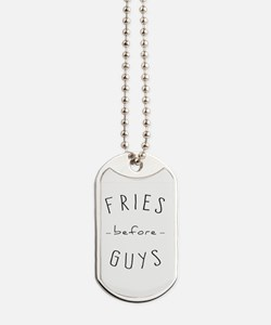 Cute Hollister dudes Dog Tags