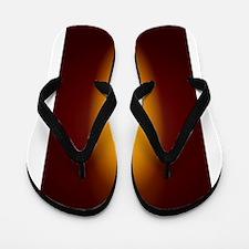 Flame Flip Flops