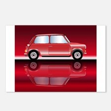 Fast Mini Car Postcards (Package of 8)