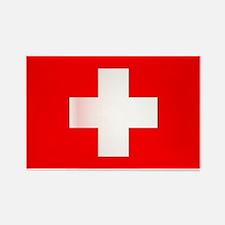 Swiss National Flag Magnets