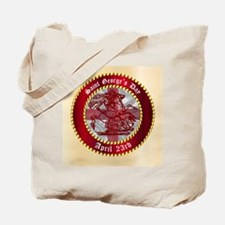 Saint Georges Day Button Tote Bag