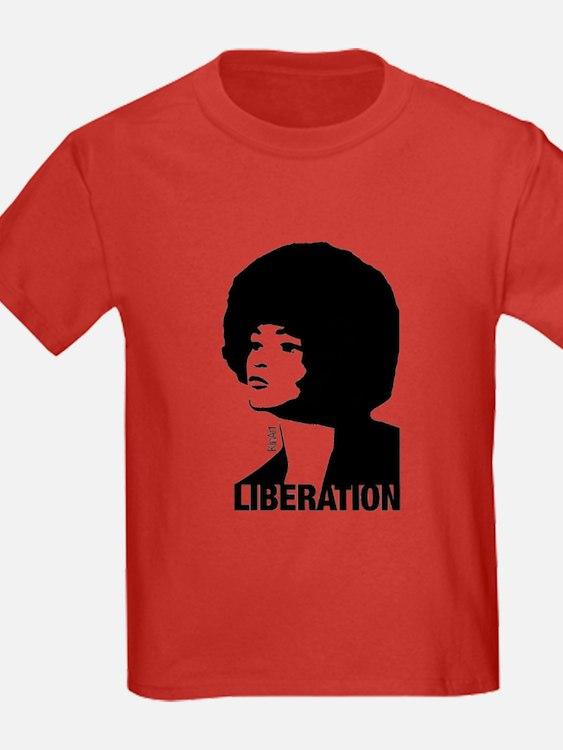 Angela's Liberation T-Shirt