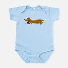 NEW! Weiner Dog Infant Bodysuit