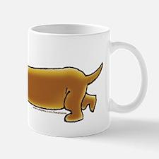 NEW! Weiner Dog Mug