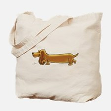 NEW! Weiner Dog Tote Bag