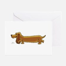 NEW! Weiner Dog Greeting Cards (Pk of 10)