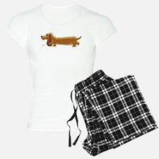 NEW! Weiner Dog Pajamas