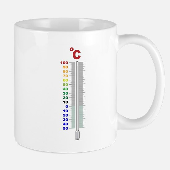 A Temperature Thermometer Mugs