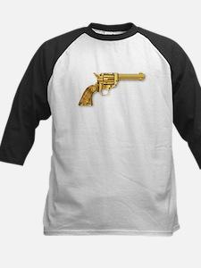 Golden Six Gun Baseball Jersey