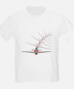 Old Fighter Plane T-Shirt