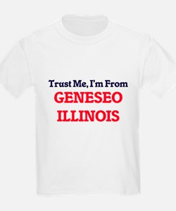 Trust Me, I'm from Geneseo Illinois T-Shirt