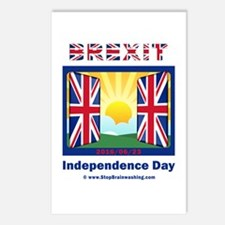 BREXIT Postcards (Package of 8)