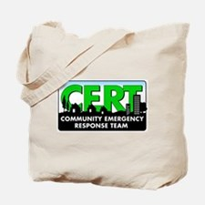 317-FINAL_CERT_logo.jpg Tote Bag